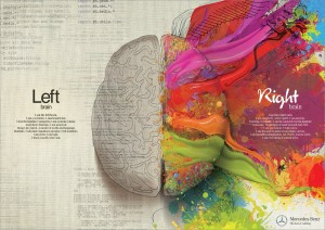 right left brain